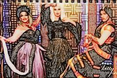 Drag queens in Kolkata